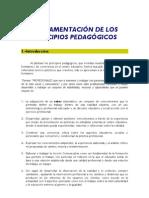 05. fundamentacion principios pedagogicos