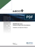 DMX6800+AnalogAESDemuxEdC_175-000196-00