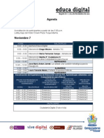 Agenda Educa Digital Nov 3