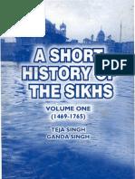 A.Short.History.of.The.Sikhs.by.Teja.Singh.Ganda.Singh.(GurmatVeechar.com).pdf
