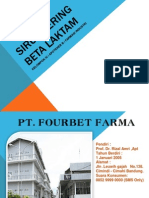 Farmasi Industri - Dry Sirup Beta Laktam 2011