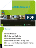 Big Data, kesako ?