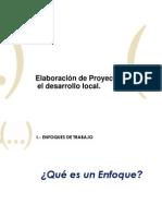 Elaboración de Proyectos 2