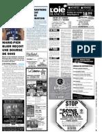 Petites annonces et offres d'emploi du Journal L'Oie Blanche du 7 novembre 2012