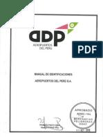 Manual de Identificaciones Aprobado a OCT2010
