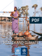Atlas of health and climate