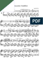 Mendelssohn - Songs Without Words Op.19.30
