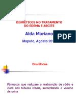 Tratamento Do Edema e Da Ascite 2012