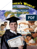 Homeschool Curriculum Catalog for 2012 from My Father's World