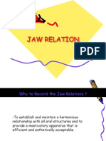 Jaw Relation in Complete Denture