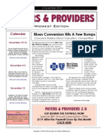 Payers & Providers Midwest Edition – Issue of November 6, 2012