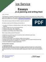 Essays 3