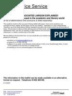 Jargon Academic2