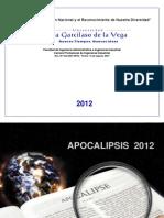Apocalipsis 2012 - David Walker