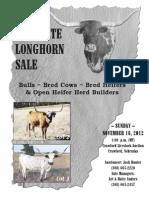 Tri-State Longhorn SLE
