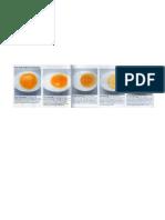 Hard Boiled Egg Info