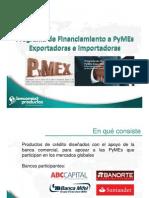 Programa de Financiamiento Para Empresas Exportadoras e Importadoras