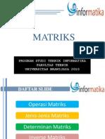 matriks-1