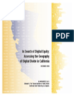 In Search of Digital Equity