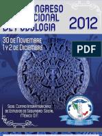 Programa del XXIV Congreso Internacional de Podología