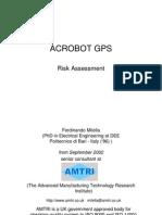 ACROBOT GPS - Risk Assessment