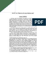 İsveç'te Türkoloji Araştırmaları - Gunnar Jarring