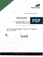 Nuevo Reglamento General - Ley de Telecomunicaciones