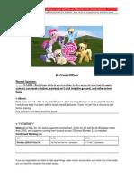 PonyGameReadme