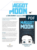 Maggot Moon by Sally Gardner - Q&A