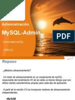 Curso MySQL Admin I