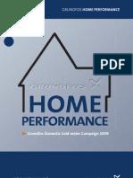 Home Performance PUMP