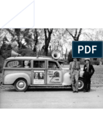Truman Campaign Car
