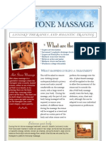 What is Hot Stone Massage PDF