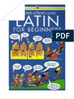 Latin for Beginners in Colour With Pictures