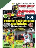 LE BUTEUR PDF du 07/10/2012