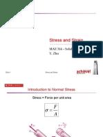 Lecture2 Stress Strain