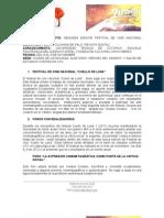 Boletin de Prensa