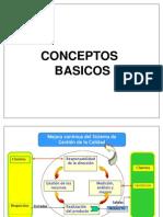 Conceptos ISO 9000