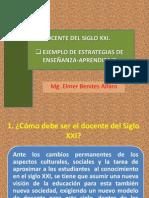 Docente Del Siglo Xxi_ejemplo de Estrategias