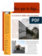 Periódico Escolar nº1 Diciembre 2007