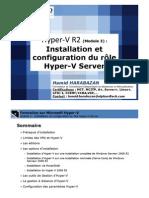 Formation Hyper-V R2 (3sur6) = Installation Et Configuration Du Role Hyper-V Server