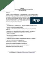 Curso MEI 824 - Manejo de Fluidos de Material Contaminado y Aseo Terminal