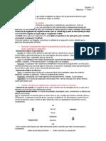 Objectivos 1º Teste - Argumentação lógica e formal