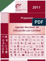 Agenda de Educacion de Calidad (1)(1)