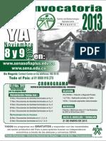 Ofertas 1a Convocatoria 2013-1