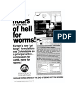 IAH worming Ad - 1996