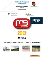 Mega Sprint 2012 Final