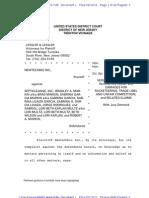 Newtechbio v Septicleanse Complaint