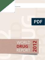 UNODC World Drug Report 2012