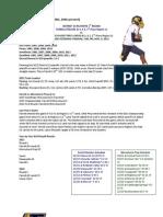 Farrell vs. Mercyhurst Prep Game Notes - D10 Playoffs First Round 2012